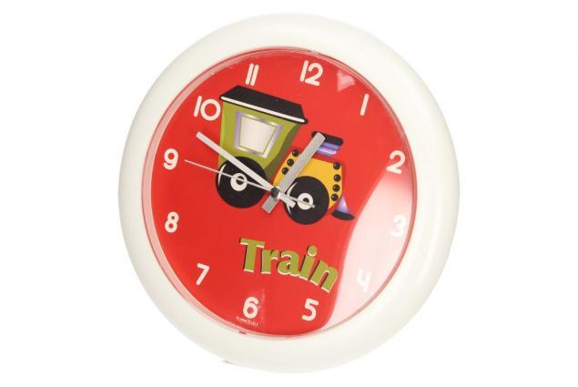 Foto 5 - Nástěnné hodiny FLORINA FUNNY vlak ručičkové