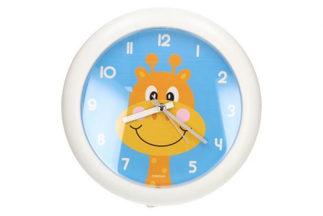 Foto 2 - Nástěnné hodiny FLORINA FUNNY žirafa ručičkové