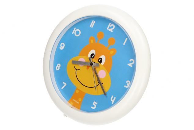 Foto 3 - Nástěnné hodiny FLORINA FUNNY žirafa ručičkové