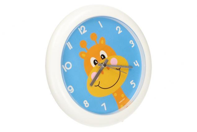 Foto 4 - Nástěnné hodiny FLORINA FUNNY žirafa ručičkové