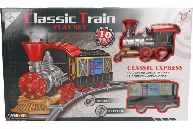 Foto 2 - Vlaková souprava na baterie Classis Train