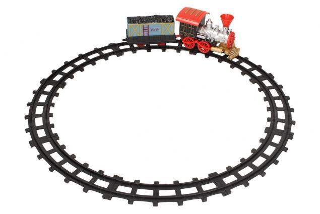Foto 4 - Vlaková souprava na baterie Classis Train