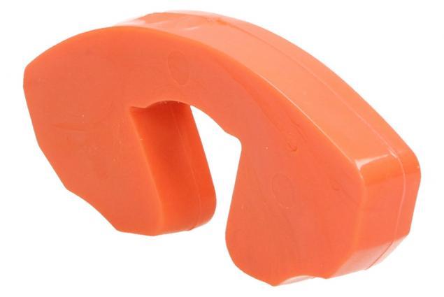 Foto 4 - Bezpečnostní zarážka dveří 2 ks oranžová