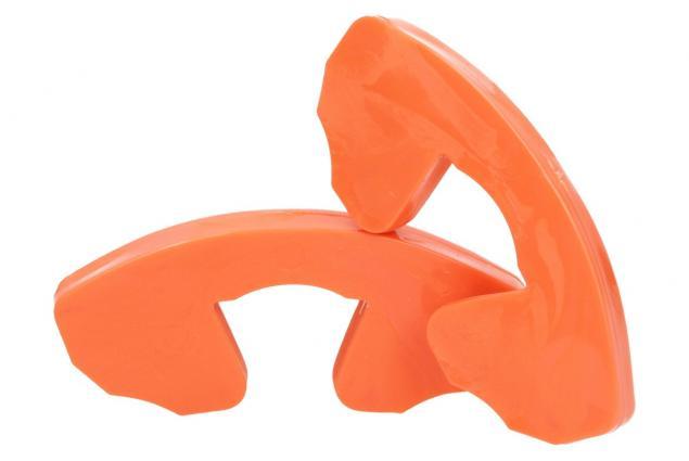 Foto 5 - Bezpečnostní zarážka dveří 2 ks oranžová