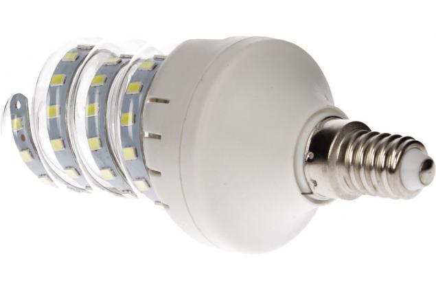 Foto 9 - Úsporná žárovka Spiral led 9w se závitem E14