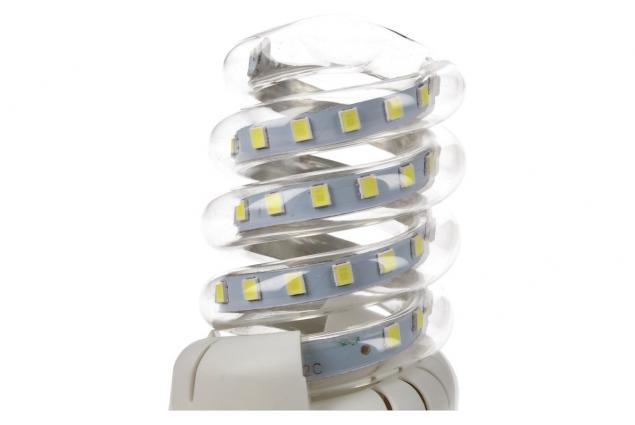 Foto 11 - Úsporná žárovka Spiral led 9w se závitem E14