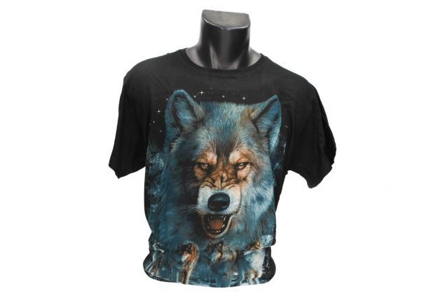 Foto 2 - Tričko vlkodlak