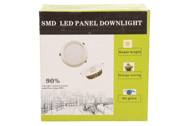 Foto 6 - Vestavné LED bodové světlo 7W čtvercové