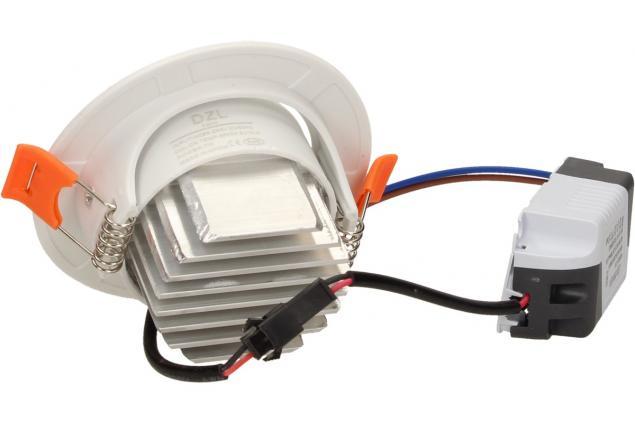 Foto 5 - Vestavné LED bodové světlo 7W kulaté