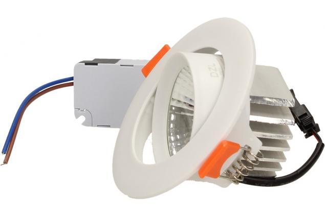 Foto 6 - Vestavné LED bodové světlo 7W kulaté