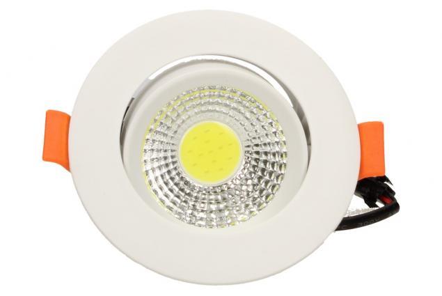 Foto 8 - Vestavné LED bodové světlo 7W kulaté