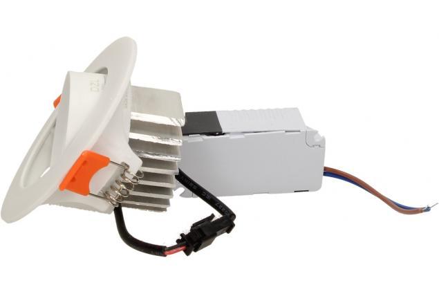 Foto 9 - Vestavné LED bodové světlo 7W kulaté