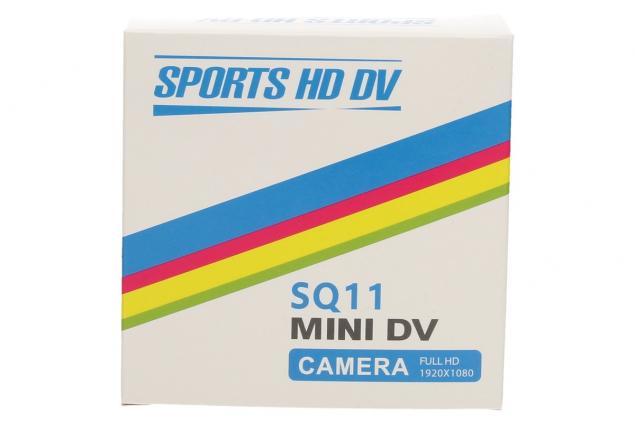 Foto 11 - Mini sportovní kamera SQ11 Full HD