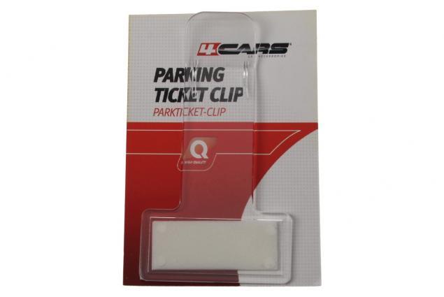 Foto 3 - Držák parkovací karty na čelní sklo