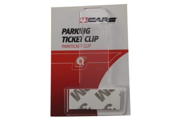 Foto 4 - Držák parkovací karty na čelní sklo
