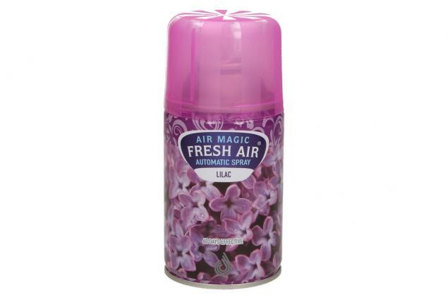 Foto 3 - FRESH AIR náplň do automatického osvěžovače vzduchu 260ml - Šeřík