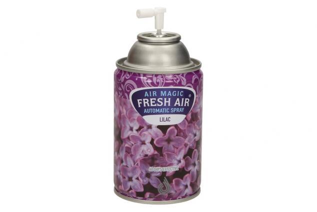 Foto 4 - FRESH AIR náplň do automatického osvěžovače vzduchu 260ml - Šeřík