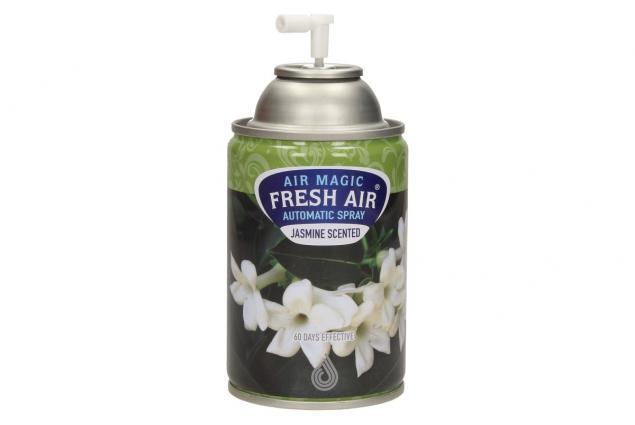 Foto 4 - FRESH AIR náplň do automatického osvěžovače vzduchu 260ml - Jasmín