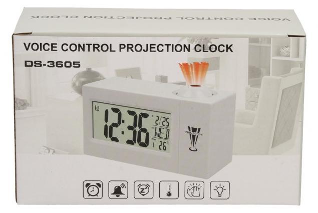 Foto 10 - Digitální projekční hodiny DS-3605