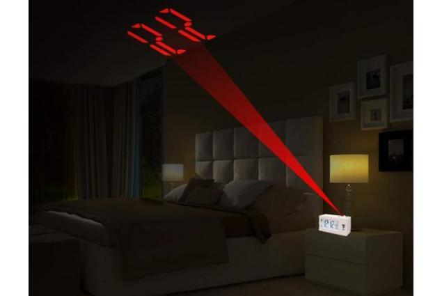 Foto 9 - Digitální projekční hodiny DS-3605