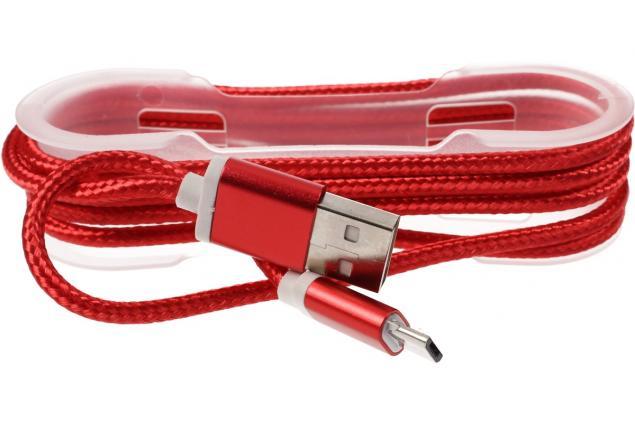 Foto 3 - Nabíjecí kabel micro USB 130 cm