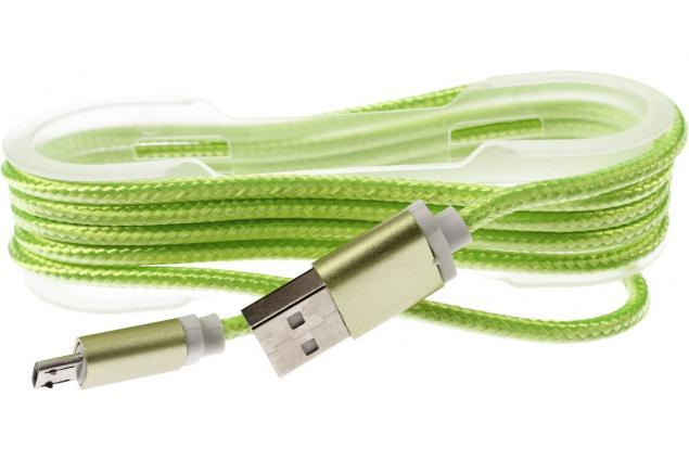 Foto 8 - Nabíjecí kabel micro USB 130 cm