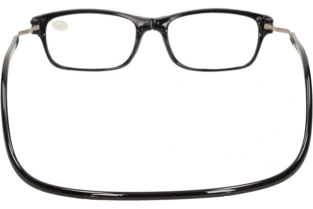 Foto 5 - Dioptrické brýle s magnetem černé +1,50