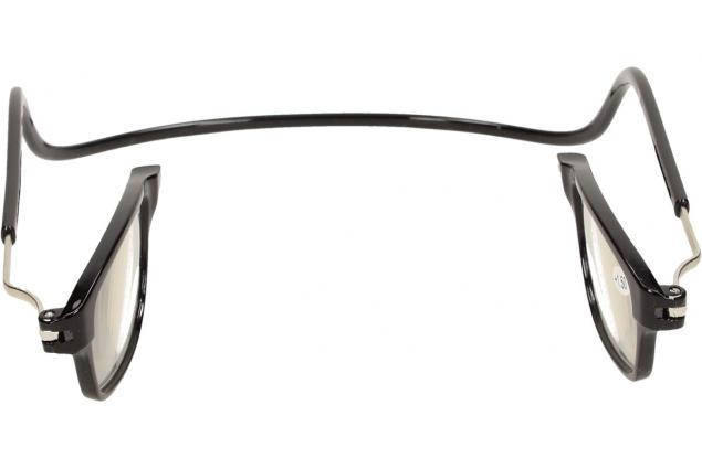 Foto 8 - Dioptrické brýle s magnetem černé +1,50