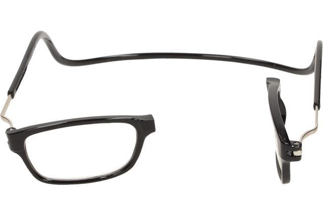 Foto 9 - Dioptrické brýle s magnetem černé +1,50