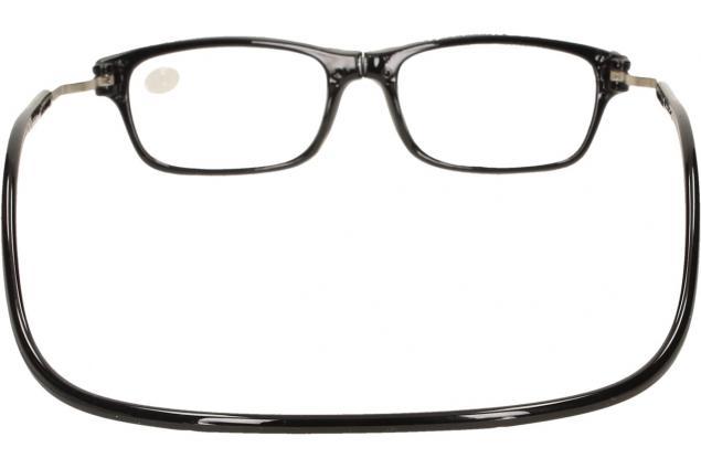 Foto 5 - Dioptrické brýle s magnetem černé +3,00