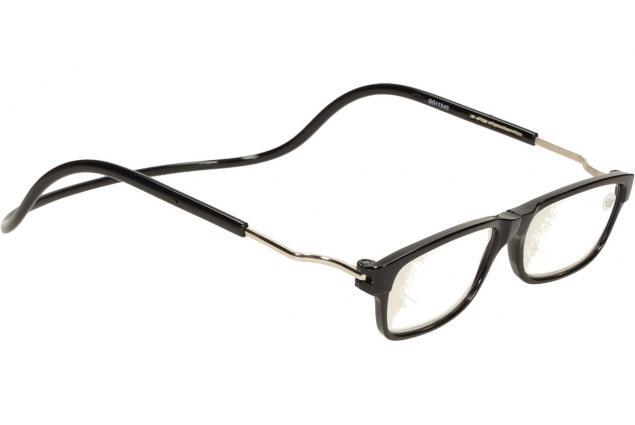 Foto 6 - Dioptrické brýle s magnetem černé +3,00