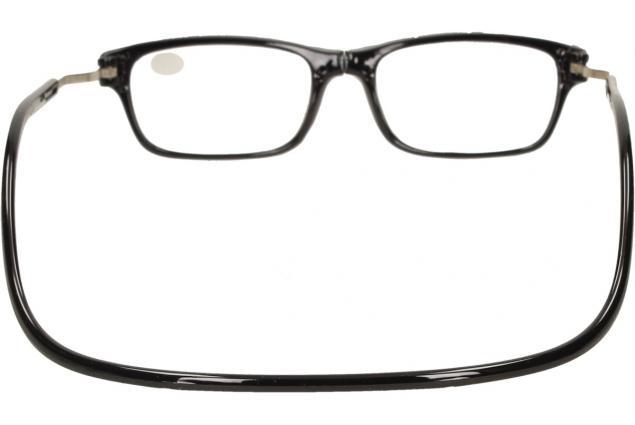Foto 6 - Dioptrické brýle s magnetem černé +3,50