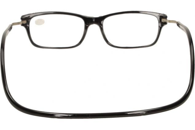 Foto 5 - Dioptrické brýle s magnetem černé +4,00