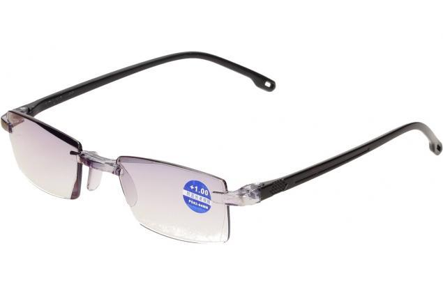 Foto 4 - Dioptrické brýle s antireflexní vrstvou černé +1,00