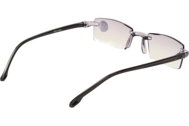 Foto 6 - Dioptrické brýle s antireflexní vrstvou černé +1,00
