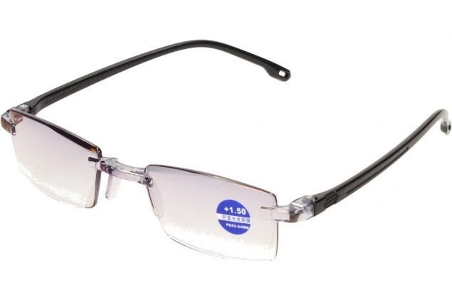 Foto 4 - Dioptrické brýle s antireflexní vrstvou černé +1,50