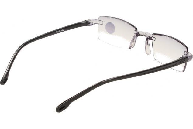 Foto 6 - Dioptrické brýle s antireflexní vrstvou černé +1,50