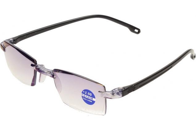 Foto 4 - Dioptrické brýle s antireflexní vrstvou černé +2,00