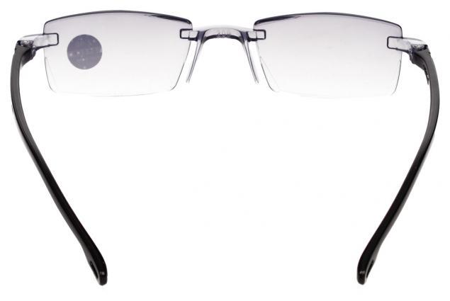 Foto 5 - Dioptrické brýle s antireflexní vrstvou černé +2,00