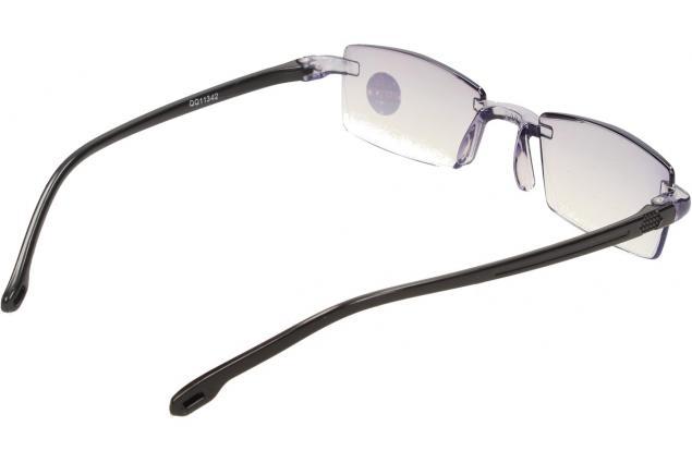 Foto 6 - Dioptrické brýle s antireflexní vrstvou černé +2,00
