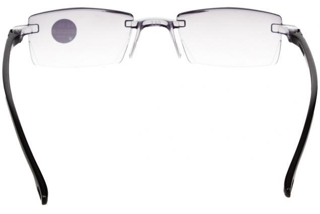 Foto 5 - Dioptrické brýle s antireflexní vrstvou černé +2,50