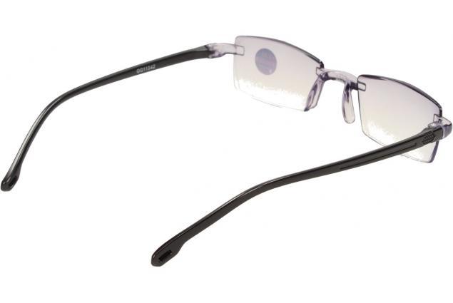 Foto 6 - Dioptrické brýle s antireflexní vrstvou černé +2,50