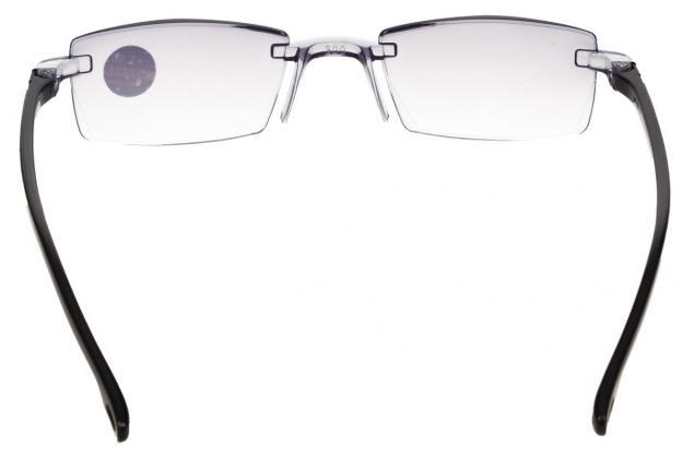 Foto 5 - Dioptrické brýle s antireflexní vrstvou černé +3,00