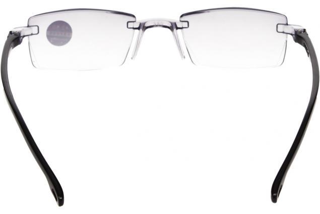 Foto 5 - Dioptrické brýle s antireflexní vrstvou černé +3,50