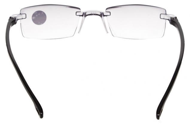 Foto 5 - Dioptrické brýle s antireflexní vrstvou černé +4,00