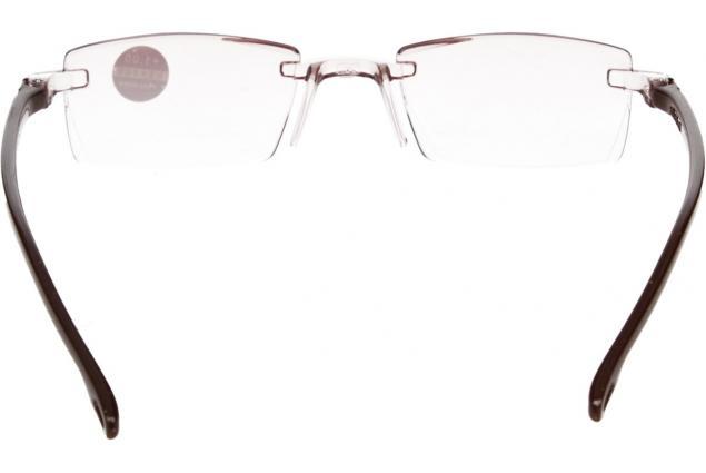 Foto 5 - Dioptrické brýle s antireflexní vrstvou hnědé +1,00