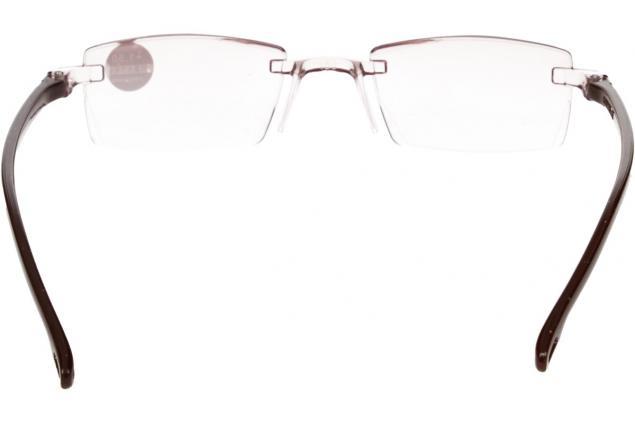 Foto 5 - Dioptrické brýle s antireflexní vrstvou hnědé +1,50