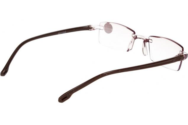 Foto 6 - Dioptrické brýle s antireflexní vrstvou hnědé +1,50