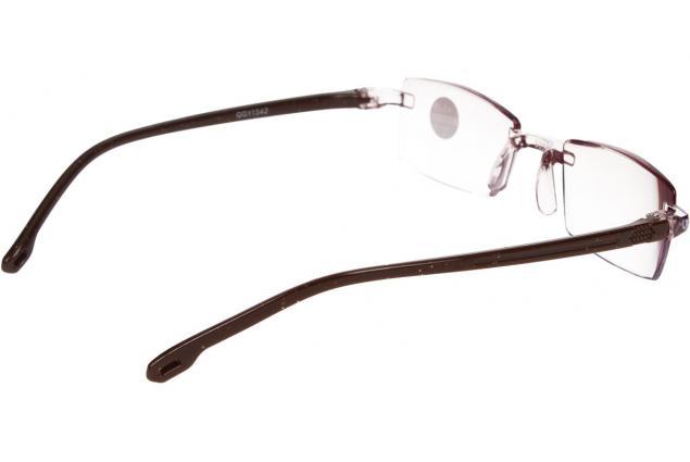 Foto 6 - Dioptrické brýle s antireflexní vrstvou hnědé +3,00