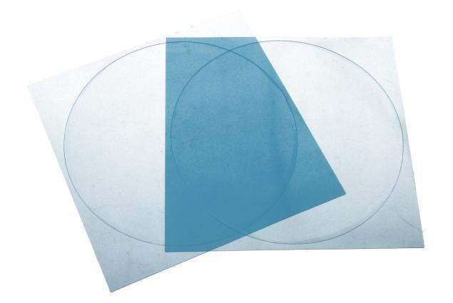 Foto 6 - Folie na zpětná zrcátka proti kapkám deště 2ks
